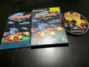 Disney-039-s-Stitch-Experiment-626-Sony-PlayStation-2-2002-COMPLETE-TESTED