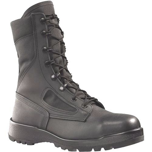 BELLEVILLE 300 TST TROP ST HOT WEATHER BLACK STEEL TOE BOOTS ALL SIZES USA MADE