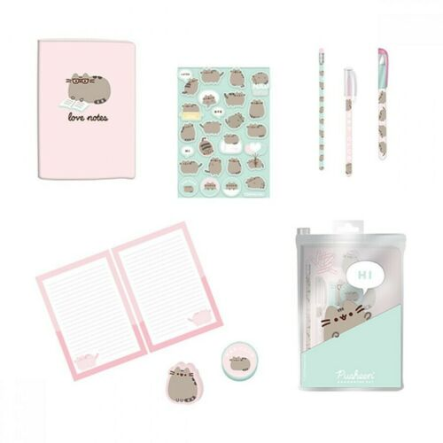 Pusheen The Cat Sweet Dreams Super Stationery Set