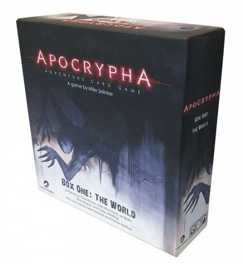 Apocrypha Adventure Card Game - New