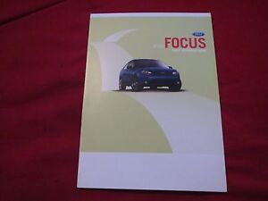 2010 ford focus owners manual quick reference guide ebay rh ebay com 2010 ford focus owners manual australia ford focus 2010 owners manual uk