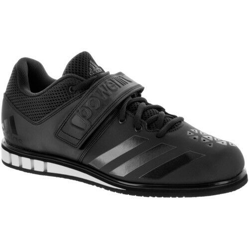 New adidas Powerlift 3.1 Black White Weightlifting shoes Power Lift BA8019 c1