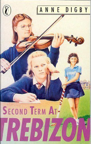 1 of 1 - Second Term at Trebizon (Puffin Books),Anne Digby