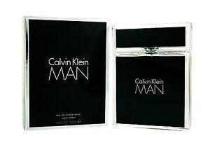 CALVIN KLEIN CK Man 100ml Eau De Toilette Spray BRAND NEW IN BOX