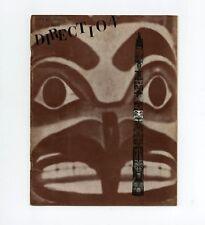 1941 Herbert Matter article + Paul Rand Photomontage cvr DIRECTION WPA FAP Arts