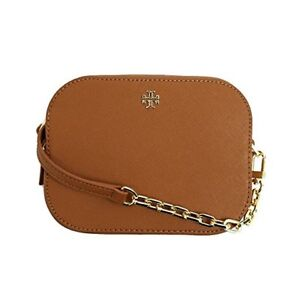 Image Is Loading New Tory Burch 43485 Robinson Round Saffiano Leather