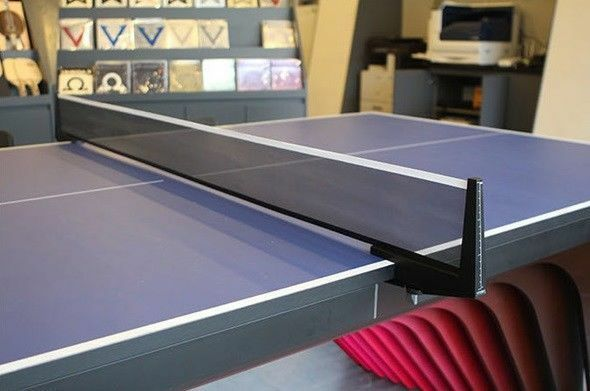 XIOM Table Tennis Competition Training Replacement Ping Pong Net w Set Post_NU