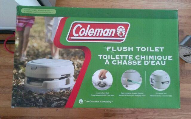 Portable Boat Toilet : Portable tailgating bathroom toilet restroom accessories gear supplies