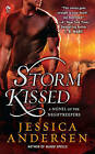 Storm Kissed: A Novel of the Nightkeepers by Jessica Andersen (Paperback, 2011)