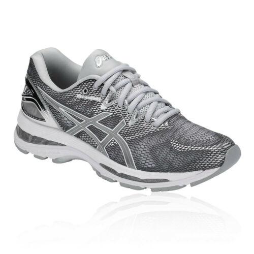 Asics Damen Gel-Nimbus 20 Platinum Turnschuhe Laufschuhe Sneaker Schuhe Grau
