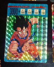 DRAGON BALL Z DBZ AMADA PP SPECIAL CARDDASS CARD PRISM CARTE GOKU JAPAN U.RARE