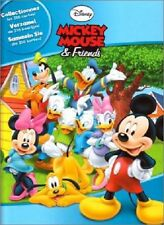 4 cartes DISNEY Cora / Match MICKEY MOUSE & FRIENDS L'Amour n° 25,26,29,31
