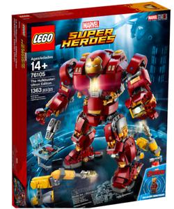 LEGO 76105 HULKUSTER ULTRON edizione MARVEL SUPER EROES UCS AVENGERS XMAS 5%OFF