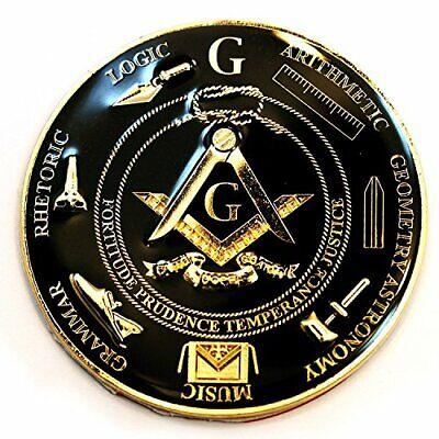 Royal Arch Masonic Round Auto Emblem 3 Diameter
