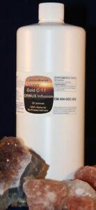 Details about Ormus c11 Manna - 32oz, Monatomic m-state gold liquid mineral  supplement - Ormus