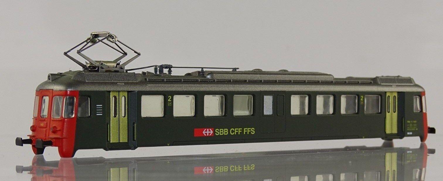 Arnold 2385-001 Gehäuse komplett RBe 4 4 1403 SBB neu Ersatzteil
