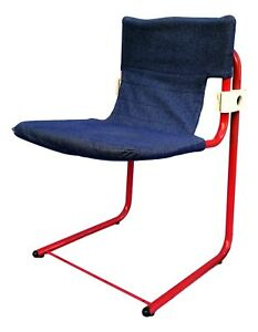 Chair Cantilever Of Design Collectibles Years 70 Vintage Modern Antiques Italian Ebay