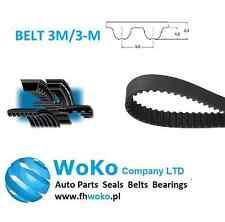 Belt 276-3M-15 HTD Timing Belt 276 mm Long 15mm Wide & 3mm Pitch OPTIBELT 276-3M