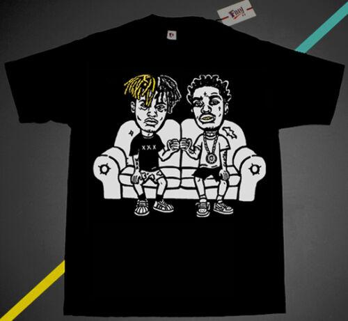 New Fnly94 xxxtentacion kodak black shirt yellow supreme rapper tee Florida rap