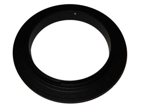 a330 Fotocamera Retro Adattatore Anello di inversione per 49mm Obiettivo A SONY Alpha a380 a350
