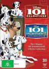 101 Dalmatians / 101 Dalmatians 2 - Patch's London Adventure (DVD, 2012, 3-Disc Set)