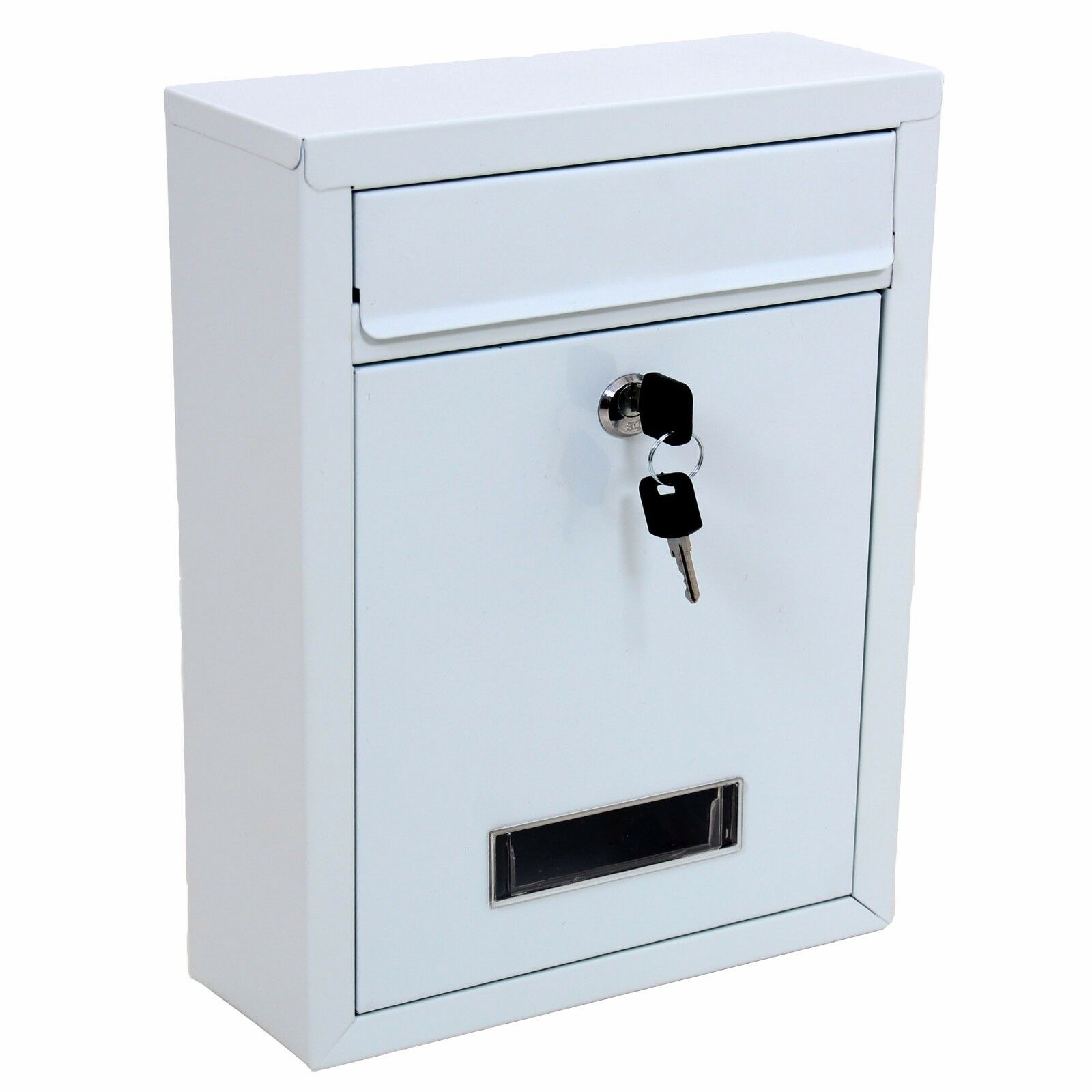 Wall Mounted Post Mail Letter Box Large Postbox Mailbox