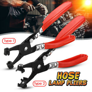 Car-Pipe-Flat-Band-Ring-Hose-Clamp-Pliers-Clip-Swivel-Jaw-Removal-Tool