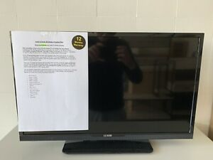 """LUXOR LUX0124002 24"""" Inch Smart TV HD Ready LED TV Freeview Play"""