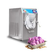 Kolice Commercial Countertop Gelato Hard Ice Cream Machinebatch Freezer