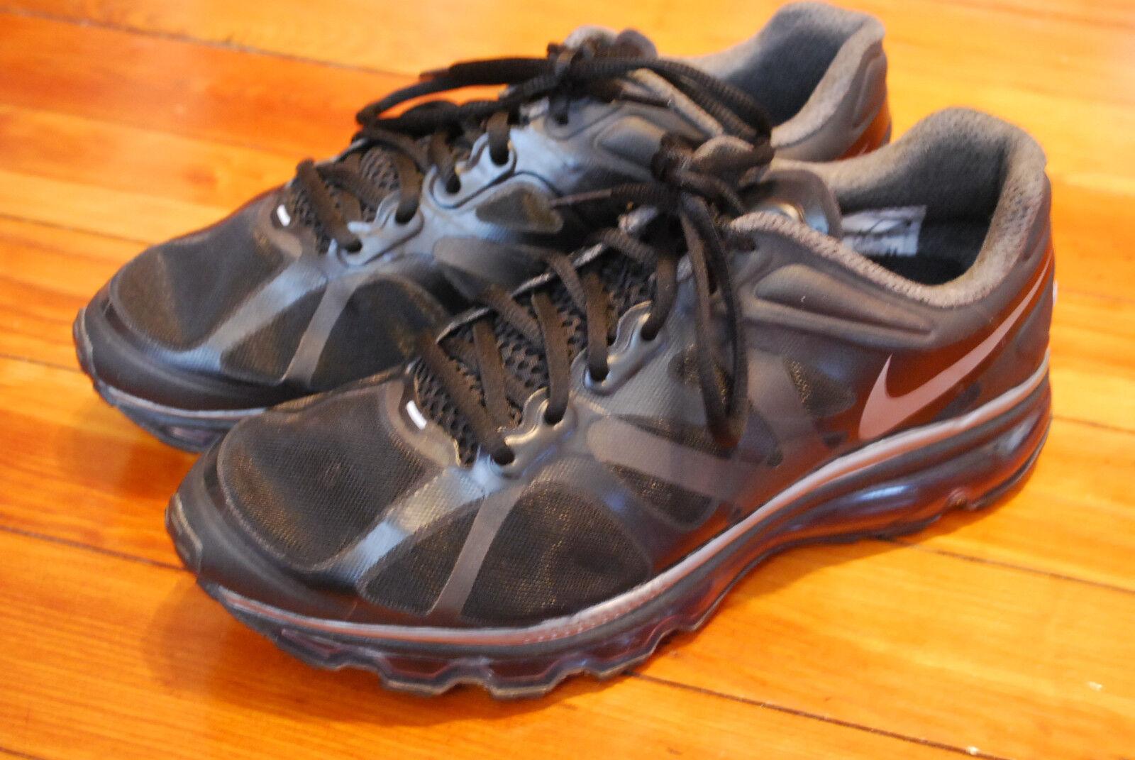 new product 586cd d0c6f ... Women s Nike Air Max 2012 Plus Black   Metallic Cool Cool Cool Gray  Running Sneakers ...