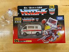 TAKARA TOMY Transformers ENCORE 05 IRONHIDE+06 RATCHET G1 action figure #optimus