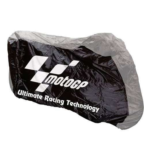 Officially Licensed MotoGP XL Motorcycle Rain Cover Fits Most Bikes 1200cc-up