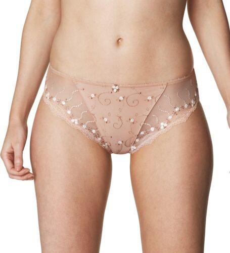 Fantasie Sophie Thong 6672 Mink Beige Luxury Lace Lingerie