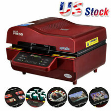 3d Vacuum St 3042 Heat Press Machine Sublimation Phone Case Plate Mugs Printing
