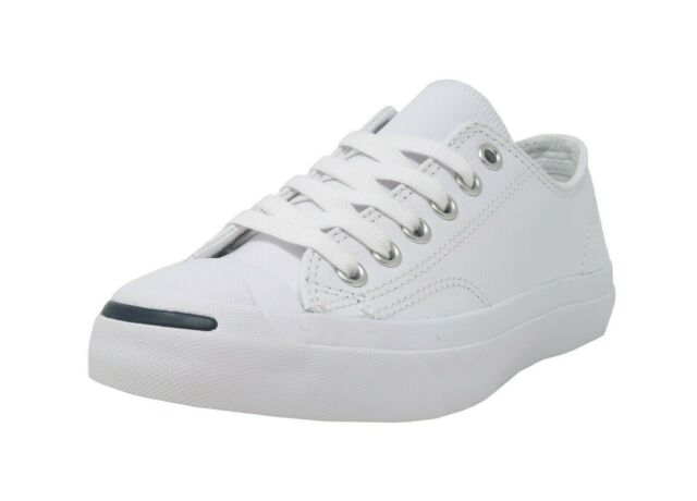 CONVERSE Jack Purcell White Leather
