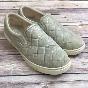 Ugg Fierce Deco Quilt Stardust Slip On Sneakers Womens