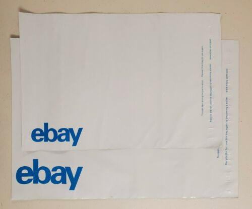 """Blue Lot of 20 Polymailer 12/""""x 15/"""" Mailer Envelopes Shipping Supplies"""