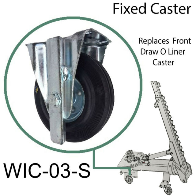 Pull Tower Car o liner Fixed Caster
