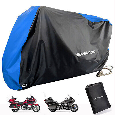 Neverlnad Motorcycle Rain Cover For Honda Goldwing Gl1800 1500 1200 1000 1100 Ebay