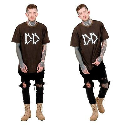 New T-shirt Drop Dead Clothing - Boned Size Small(S) DD ... Drop Dead Clothing History
