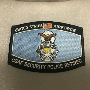"""Security Officer Patch 2 1//2/"""" x 3 1//2/"""""""