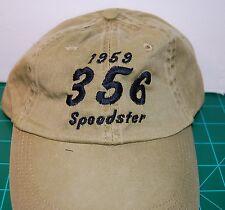 Porsche 356 Speedster ID Hat--1955, 1956, 1957, 1958 or 1959