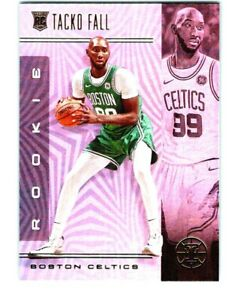 2019-20-PANINI-NBA-ILLUSIONS-TACKO-FALL-ROOKIE-RC-CARD-196-Boston-Celtics-Mint