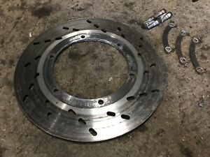Details about 82 Suzuki GS650 Rear Brake Rotor w/ Mount Hardware OEM GS660L  GS 650 -86