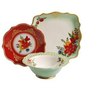 The Pioneer Woman Christmas Winter Bouquet 12-piece Dinnerware 2017 Set  sc 1 st  eBay & The Pioneer Woman Christmas Winter Bouquet 12-piece Dinnerware 2017 ...