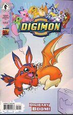 DIGIMON: DIGITAL MONSTERS #12 DARK HORSE COMICS