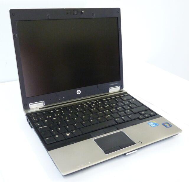 NOTEBOOK  HP ELITEBOOK 2540P CORE i5  M540 2.53G RAM 4GB HDD250GB WIN 7 P.