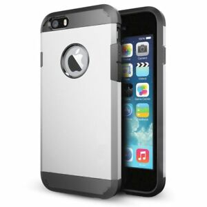 super popular 501e3 52d42 Details about High Quality Case for iPhone 6S 6 Slim Armor Hybrid Shock  Proof Back Cover