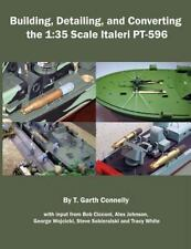 Building, Detailing and Converting the 1:35 Scale Italeri PT-596 by T. Connelly