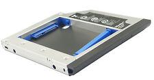 For HP EliteBook 8440w 8530w 8540w 8730w 8740w 2nd HDD SSD hard drive Caddy
